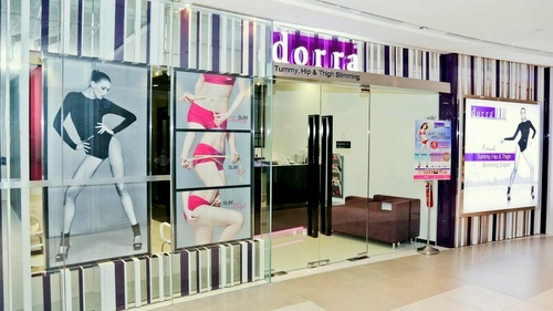 Dorra Slimming Outlets - Body Slimming Singapore - Plaza Singapura.