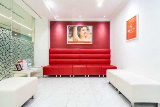 Ginza Calla Hair Removal Salon in Singapore.