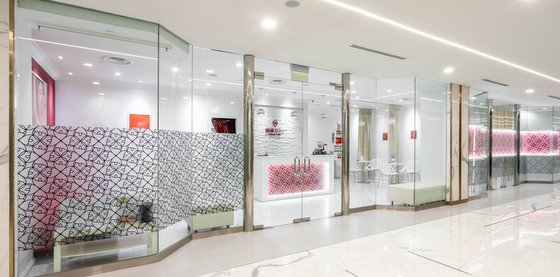Ginza Calla - Japanese Hair Removal in Singapore - International Building.
