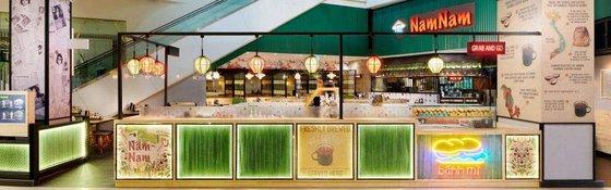 NamNam Noodle Bar - Vietnamese Food in Singapore - Plaza Singapura.