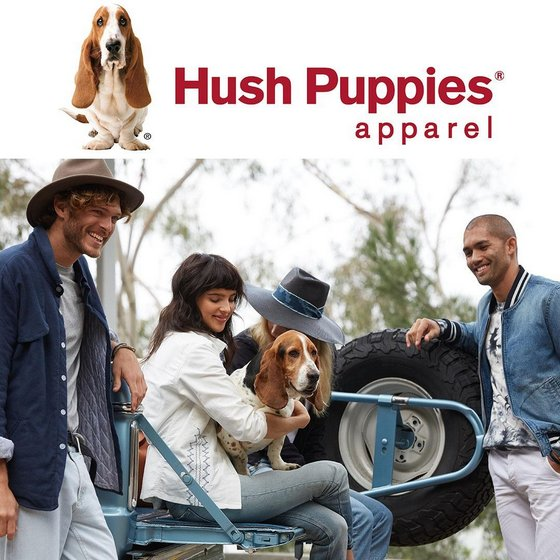 hush puppies apparel online shop
