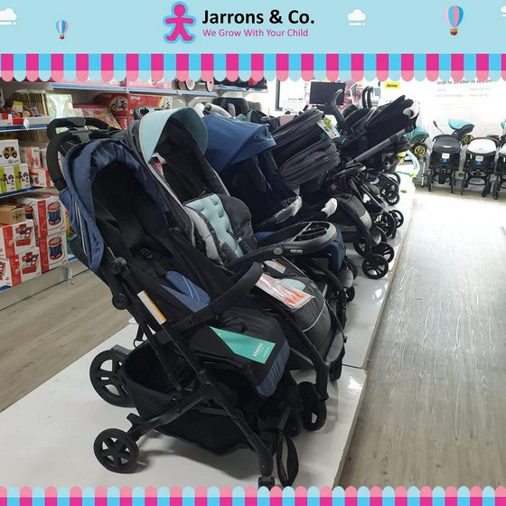 Baby Strollers in Singapore.