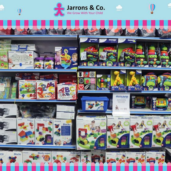 Baby Toys in Singapore - Jarrons & Co.