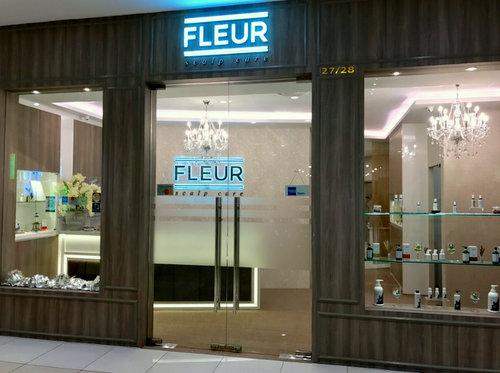 Fleur Scalp Care - Organic Hair Treatments in Singapore - City Square Mall.