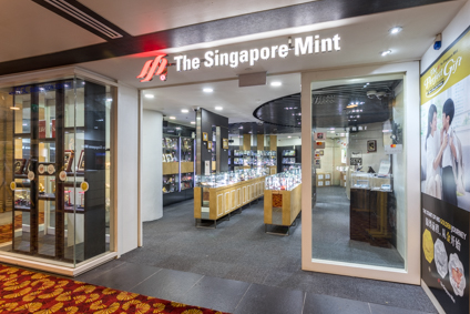 The Singapore Mint - ChinaTown Point.