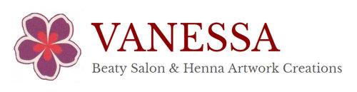 Vanessa Beauty & Henna Artwork Creations salon in Singapore.