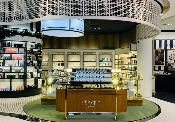 Diptyque Singapore - Ngee Ann City - Scented Candles in Singapore.