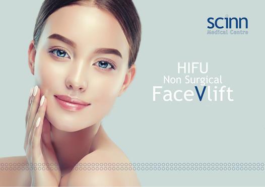 HIFU Treatment in Singapore - Scinn Medical Centre.