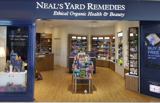 Neal's Yard Remedies Ngee Ann City.