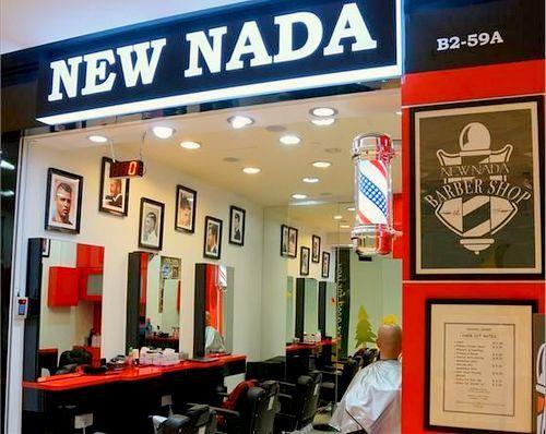 New Nada - Barber Shops in Singapore - Bedok Mall.