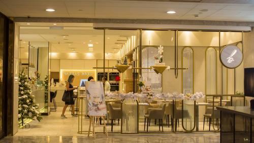 Baker's Brew Studio bakery in Singapore.