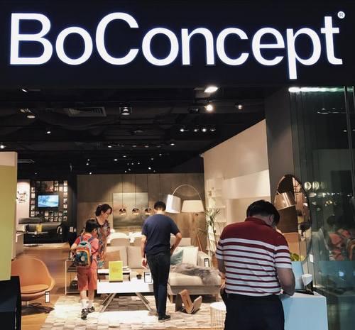 BoConcept - Scandinavian Furniture in Singapore - Paragon.