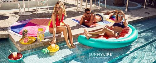 Ocean Paradise  - Sunnylife Pool Floats.