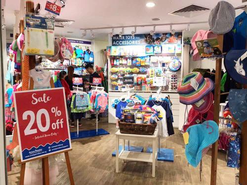 Ocean Paradise - Swimwear Shop in Singapore - Paragon.