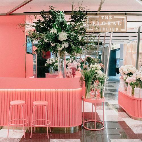 The Floral Atelier - Flower Shop in Singapore - Paragon.