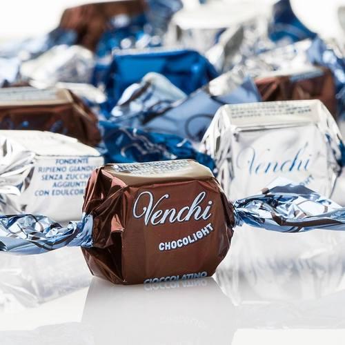 Venchi chocolates, available in Singapore.