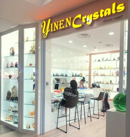 Yinen Crystals Shop - NEX Mall.