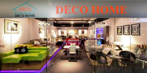 Deco Home furniture store at The Furniture Mall in Singapore.
