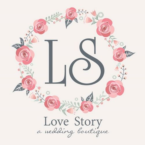 Love Story wedding boutique in Singapore.