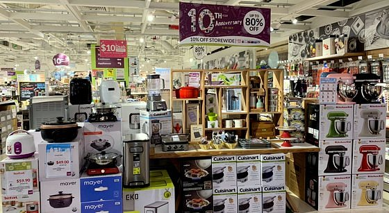 Kitchen Store in Singapore - ToTT.