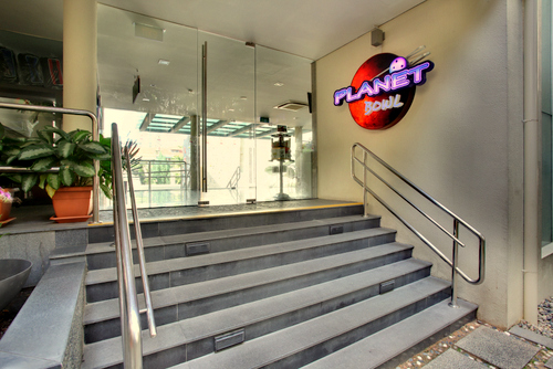 Planet Bowl - Bowling Alley in Singapore - Civil Service Club.