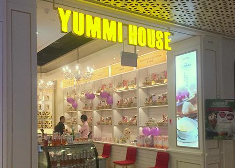 Yummi House JEM - Imperial Bird's Nest in Singapore.