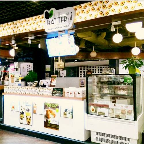 All The Batter - Avocado & Natural Foods Shop in Singapore.