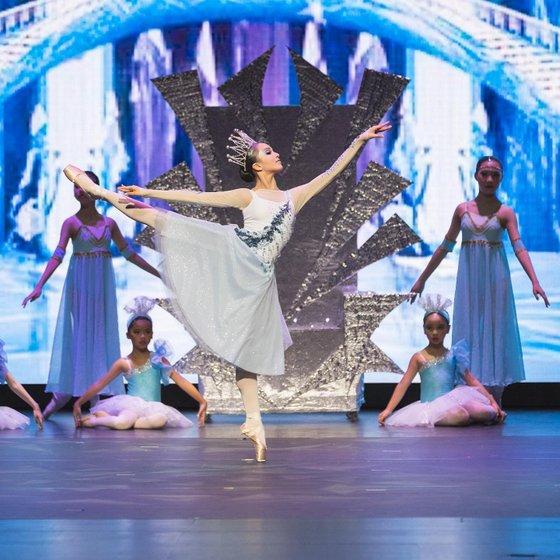 School of Russian Ballet - Ballet School in Singapore.