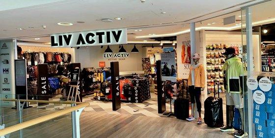 LIV ACTIV - Activewear in Singapore - Velocity @ Novena Square.