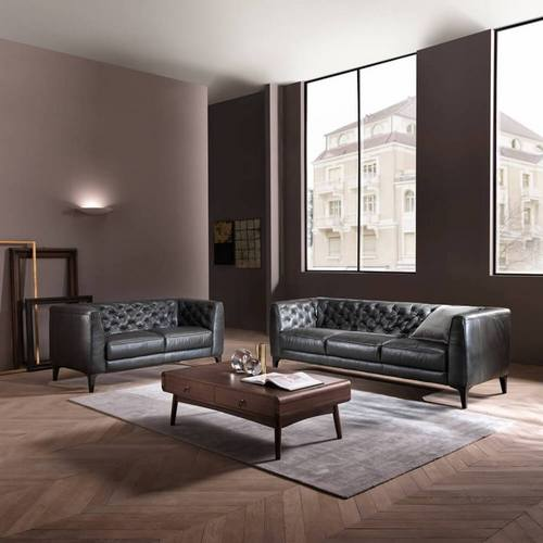 Natuzzi Editions sofas, available in Singapore.