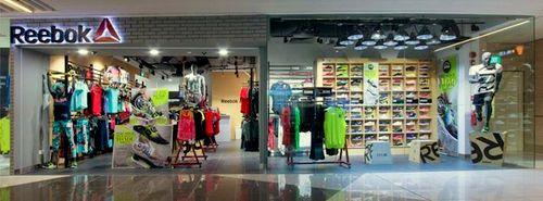 Reebok Suntec City - Exercise Wear in Singapore.