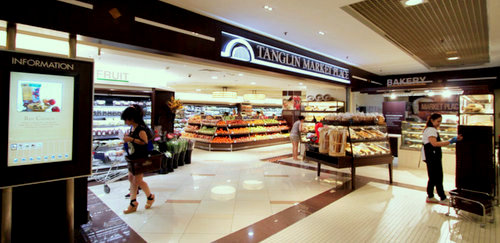 Market Place Tanglin Mall - Supermarkets in Singapore.
