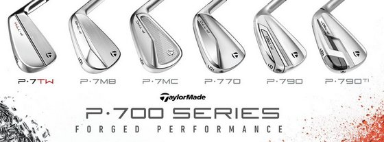 TaylorMade P700 Golf Clubs in Singapore - MST Golf Store.