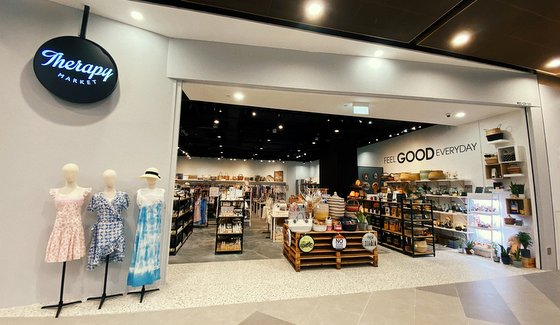 Therapy Market - Healthy Lifestyle Store in Singapore - Great World.
