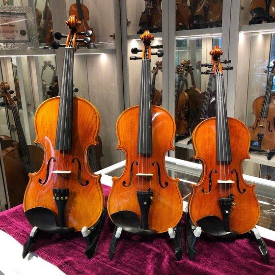 Shaojun Violin Shop in Singapore - Intermediate Violins.