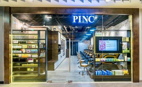 PINC Nail Salon in Singapore.