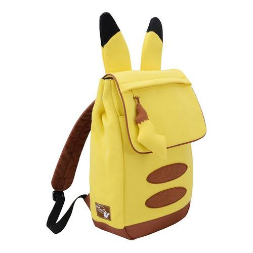 Pokémon Pikachu backpack, available in Singapore.