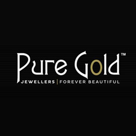 Pure Gold Jewellers at Changi Airport terminal 2 in Singapore.