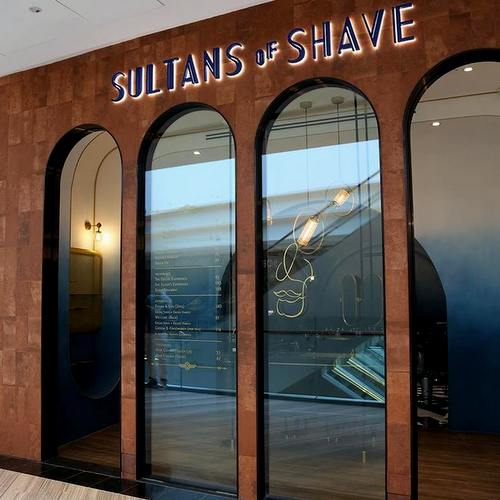 Sultans of Shave Jewel Changi Airport - Barber Shop in Singapore.