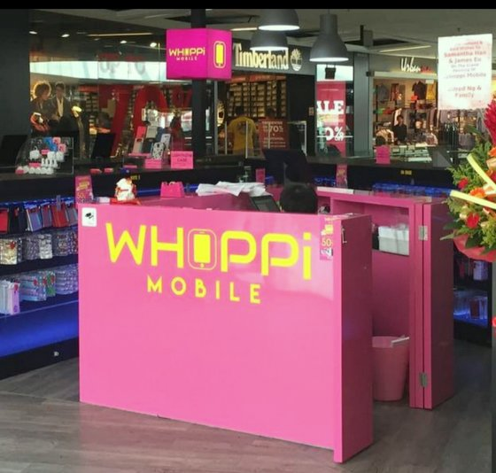 Whoppi Mobile - Places to Buy Phone Cases in Singapore.