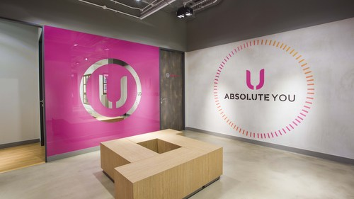 Absolute You fitness centre at Peranakan Place in Singapore.