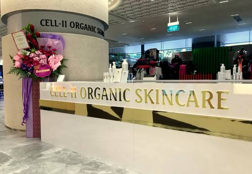 Cell-II Organic Skincare Singapore.