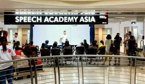 Speech Academy Asia - Public Speaking Courses in Singapore - Woodlands.