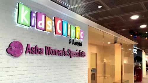 The Kid's Clinic Punggol in Singapore.