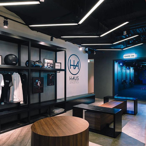 Haus Athletics fitness centre at OUE Downtown Gallery in Singapore.