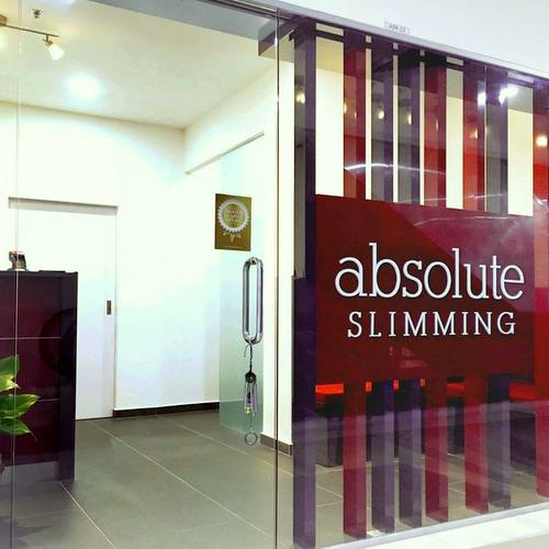 Absolute Wellness weight loss clinic in Singapore.