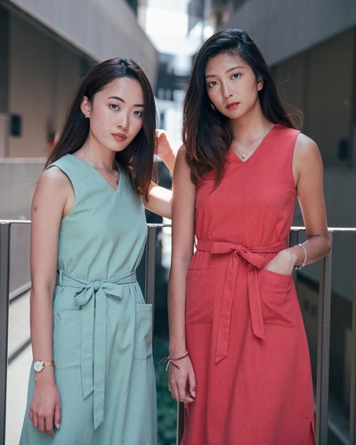 All Would Envy womenswear, available in Singapore.