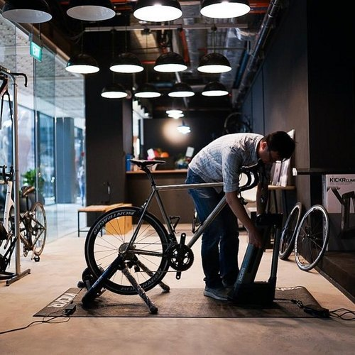 Bicycle Repairs in Singapore - The Service Course.