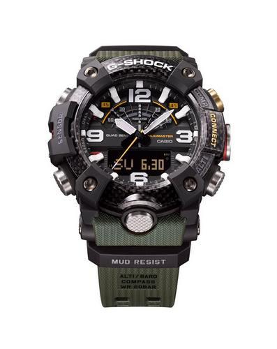 Casio G-Shock Mudmaster GG-B100 watch - Casio G-Shock Shop in Singapore.