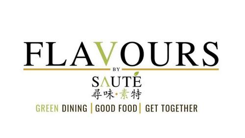 Flavours by Saute - Vegetarian Restaurant in Singapore.